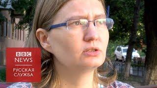 """Сестра Сенцова: """"Если бы Путин хотел, то отпустил бы его"""""""