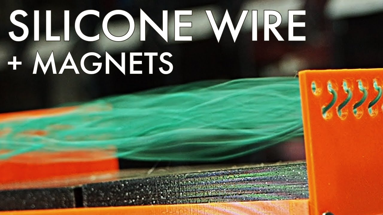 Monster Magnet meets Silicone Wire
