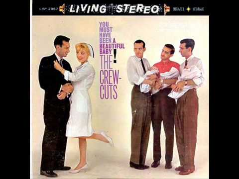 Crew Cuts - You Must Have Been A Beautiful Baby (RCA Victor LP SP-2067) 1960