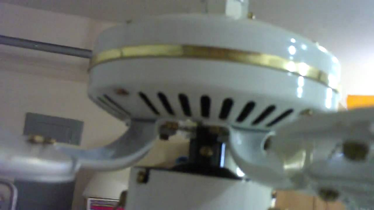 42 Quot Nadair Ceiling Fan From The 1980s Youtube