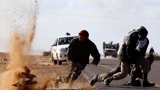 إشتباكات عنيفة في بنغازي ومقتل شخص بسقوط قذيفة على مستشفى