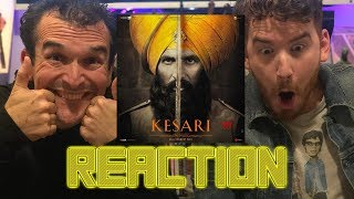 KESARI | Akshay Kumar | Trailer Reaction!!!!