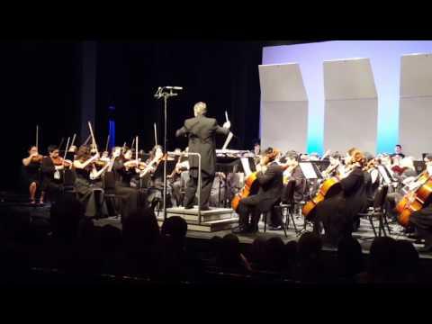 Mission Viejo High School Symphony Orchestra-Danse Macabre