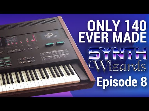 Synth Wizards Episode 8: The Elusive DX1