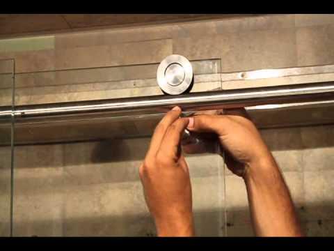 Frameless Shower Door Lavagna.wmv