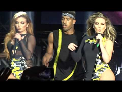 Little Mix - You Gotta Not (Vienna/Wien, Austria 27.05.17) FULL HD