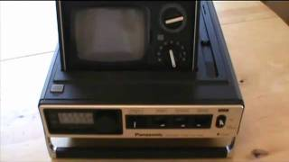 Video Portable TV Panasonic TR-535 (1976) download MP3, 3GP, MP4, WEBM, AVI, FLV Maret 2018