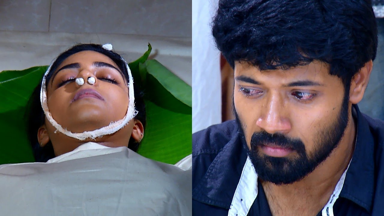 Ammuvinte Amma l is  it misfortune that awaits Anupama ? l Mazhavil Manorama