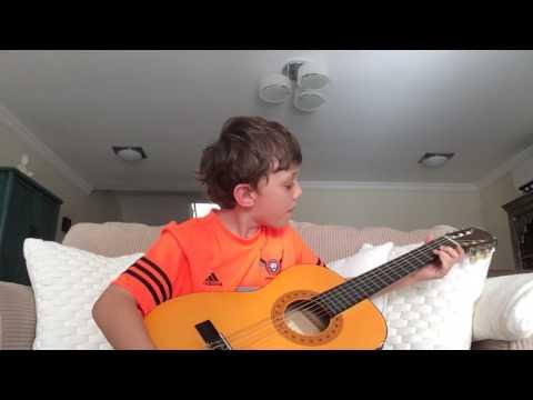 Chinese tune guitar