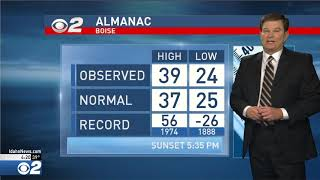 Idaho PM Weather Jan 15