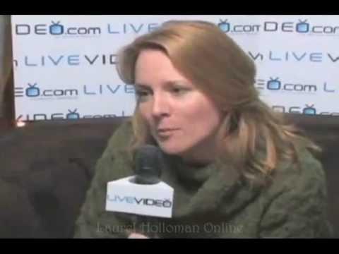 Laurel Holloman -- Interview: Sundance Film Festival (2008)