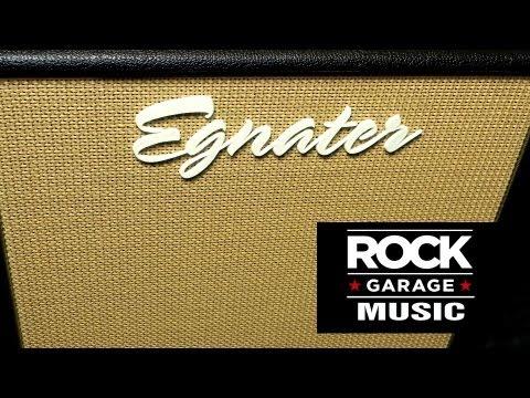 """Egnater Tweaker-40 112 — 40-Watt 1x 12"""" Tube Combo"""