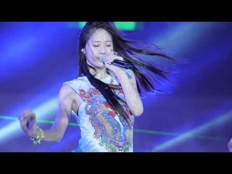 120717 Yeosu Expo f(x) - Electric Shock (Krystal Fancam ... F(x) Electric Shock Krystal