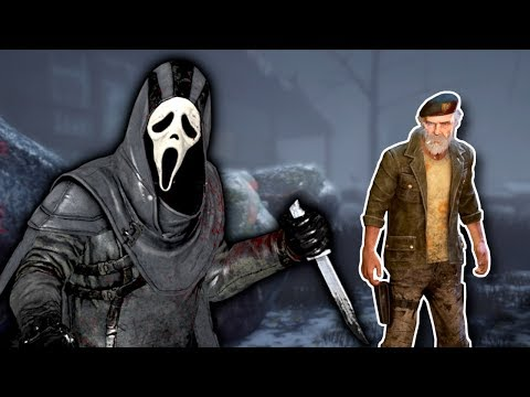 I BECAME GHOSTFACE! - Dead by Daylight Gameplay |