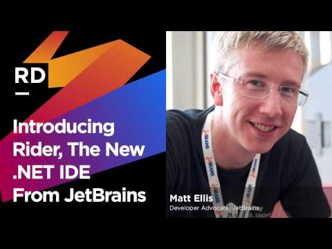 Introducing Rider, The New .NET IDE From JetBrains