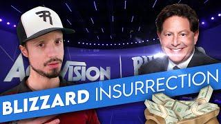 Revolt At Blizzard: Workers Upset Over Salaries, Leak