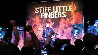 Stiff Little Fingers - At The Edge (live in Singapore)