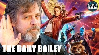 LUKE IN GUARDIANS 3?!? (The Daily Bailey)