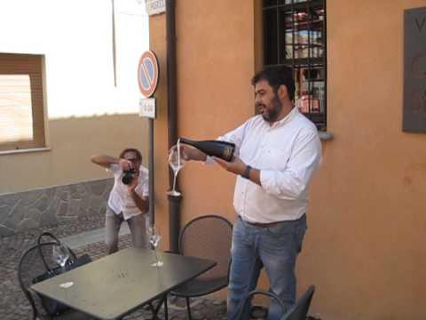 Adventures in Piemonte: Sabering at Centro Storico
