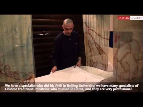 Hidden Yerevan: Chinese medicine