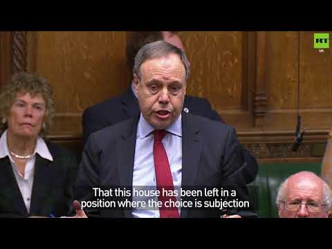 Dodds: Northern Ireland 'sold out' by PM
