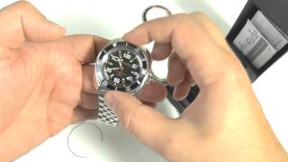 Am-watches bezel for Vostok Amphibia diver watches