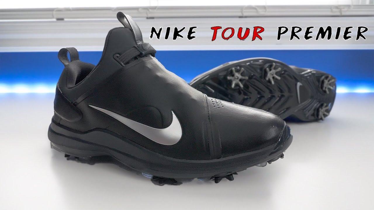 nike golf tour premiere black