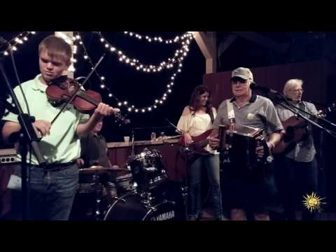 Monday Night Dance with Walter Mouton at Augusta Cajun Creole Week 2017