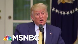 Fmr. GOP Governor Blasts Trump, Calls Census Move A 'Surrender' | The Beat With Ari Melber | MSNBC