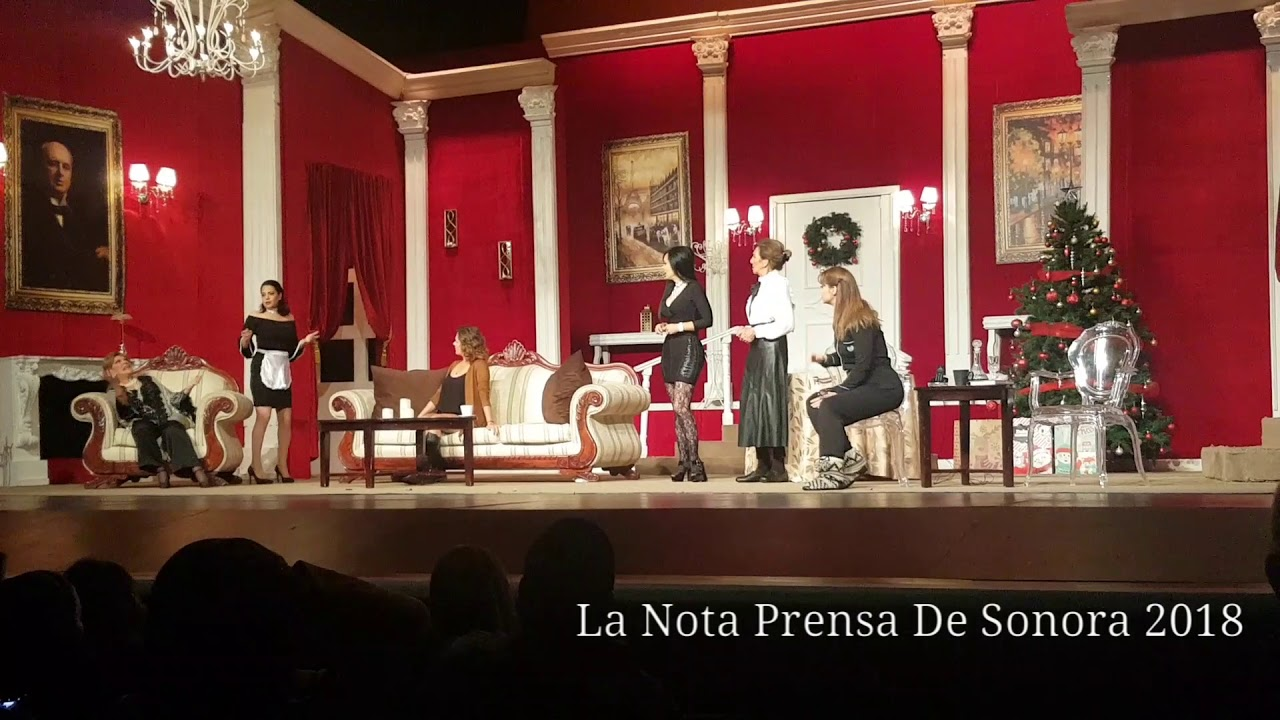 Download La Obra de Teatro Completa   Las Arpías 2018   #ByomarCastro