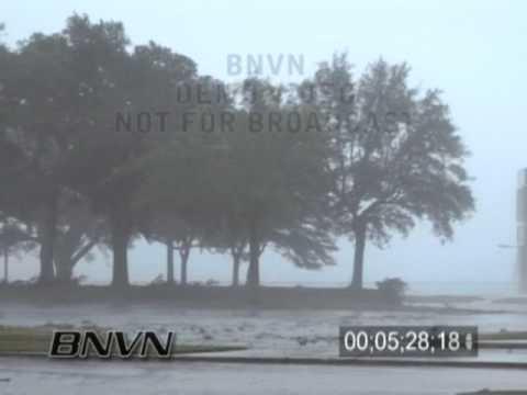 8/29/2005 Hurricane Katrina, Biloxi, Mississippi, Part 1 of 6