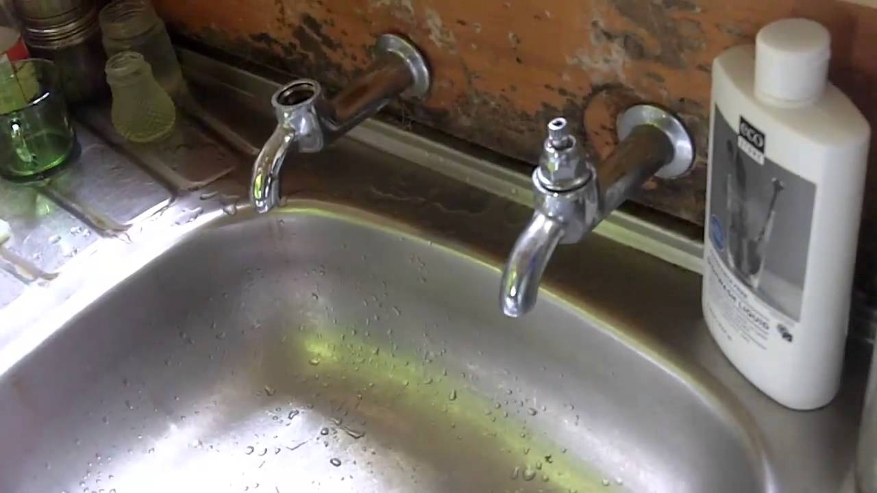 How to replace washer on Methven Tap in Grey Lynn Villa - YouTube