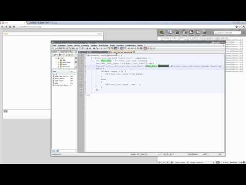 jQuery Tutorial - Chat