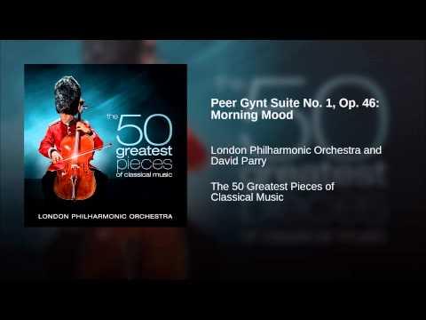 Peer Gynt Suite No. 1, Op. 46: Morning Mood