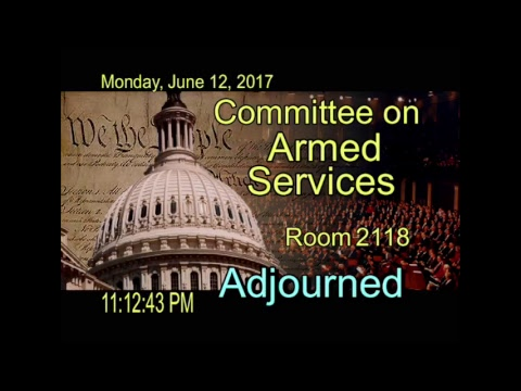 20170612 FY18 National Defense Authorization Budget Request from the DOD (ID: 106090)