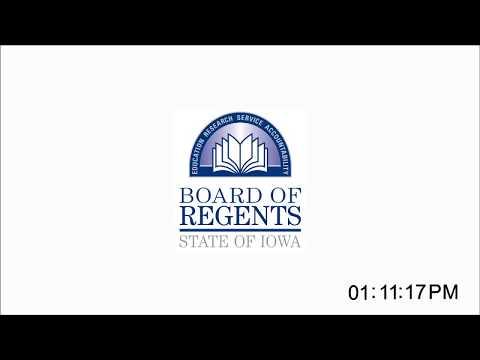 Board of Regents meeting, Sept 12, 2018