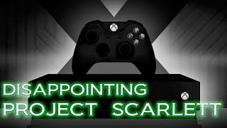 Huge Developer Leaks Disappointing Xbox Scarlett News! Why Even Bother Buying One!?