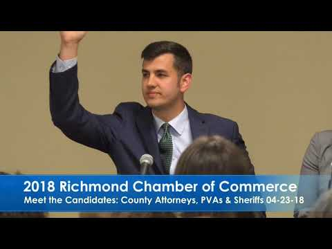 Richmond Chamber Of Commerce FORUM 3 04-23-18