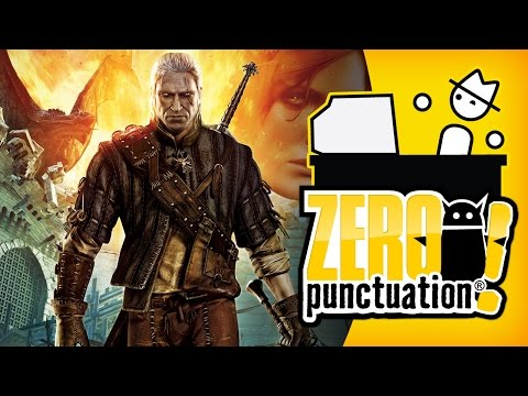 THE WITCHER 2: ASSASSINS OF KINGS (Zero Punctuation: The Witcher 2)