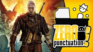 THE WITCHER 2: ASSASSINS OF KINGS (Zero Punctuation: The Witcher 2) (Video Game Video Review)