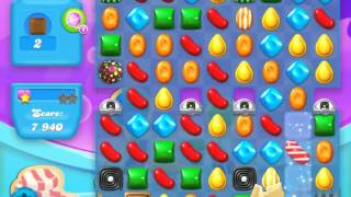 Candy Crush Soda Saga Level 207