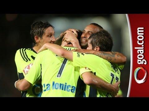 A-League's Top 5 goals   14-16 Dec 2012