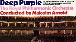 Moderato-Allegro (p) - Concerto for Group and Orchestra - Deep Purple & Royal Philharmonic Orchestra
