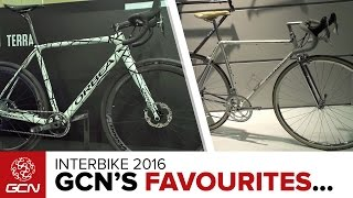 Interbike Favourites – The Best Bikes On Show