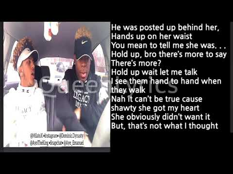 He found his girl with another guy😔😶 (pt 1&2)-QueenLyrics👑
