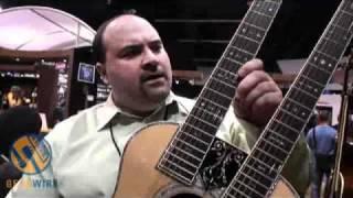 Martin Custom Shop Double-Neck 6/12-String Acoustic Guitar: Owen Wants (Video)