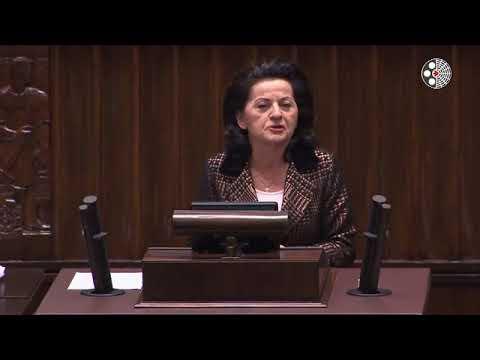 Anna Paluch – wystąpienie z 7 lutego 2018 r.