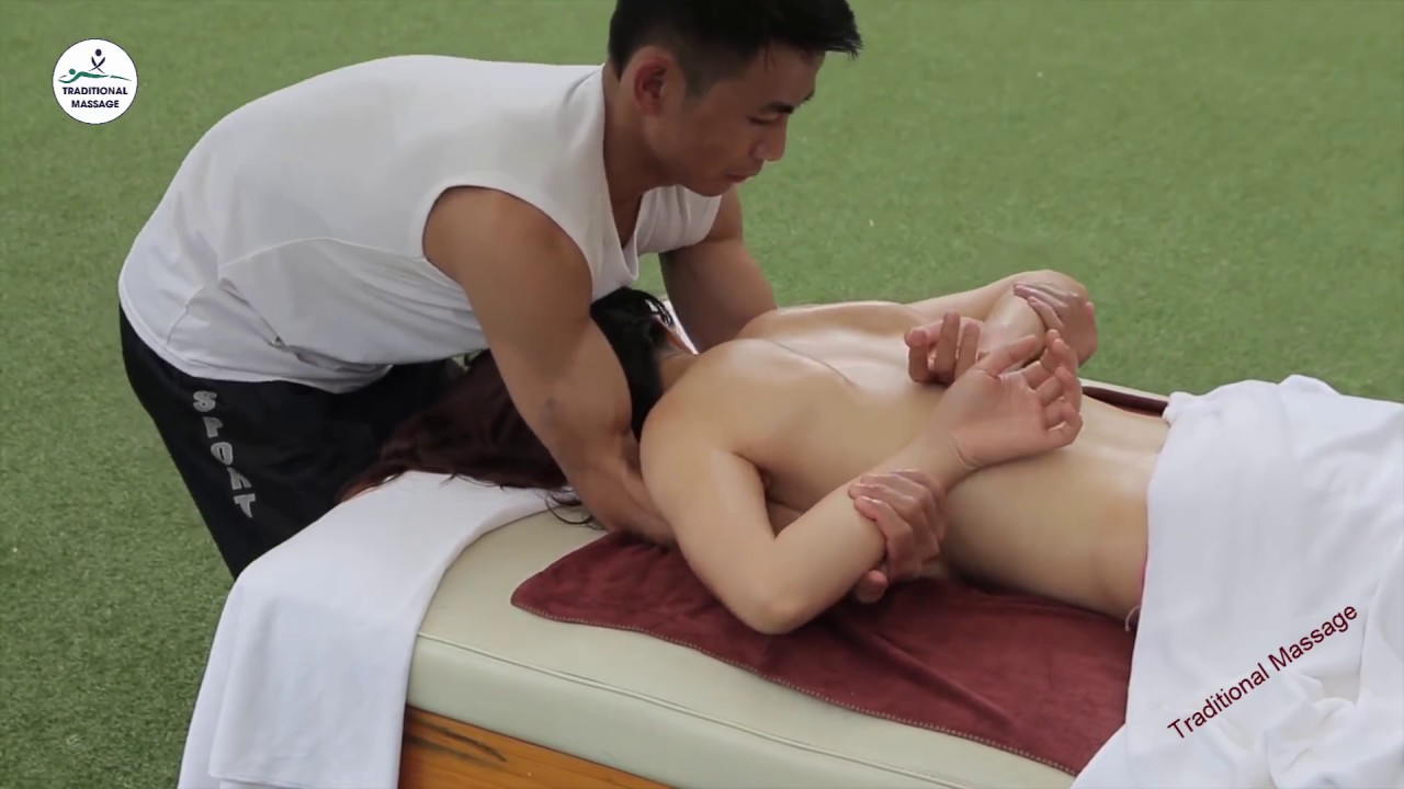 Phim sex Thái - Cách matxa vùng kín gây ham muốn
