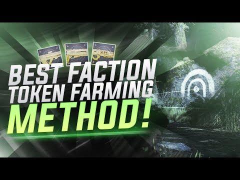 Best Faction Token