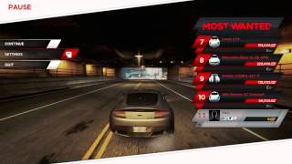 Need For Speed Most Wanted 2012 Mission 1